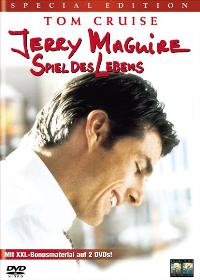 Jerry Maguire - 11 x 17 Movie Poster - German Style A