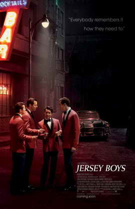 Jersey Boys - 11 x 17 Movie Poster - Style A