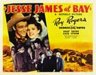 Jesse James at Bay - 22 x 28 Movie Poster - Half Sheet Style B