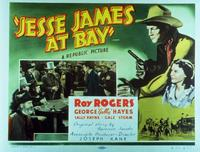Jesse James at Bay - 11 x 14 Movie Poster - Style A