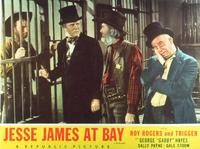 Jesse James at Bay - 11 x 14 Movie Poster - Style D