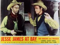 Jesse James at Bay - 11 x 14 Movie Poster - Style B