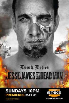 Jesse James Is a Dead Man - 11 x 17 TV Poster - Style A