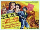 Jesse James - 11 x 14 Movie Poster - Style A