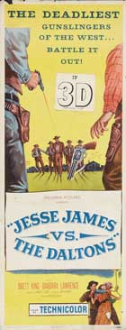 Jesse James vs the Daltons
