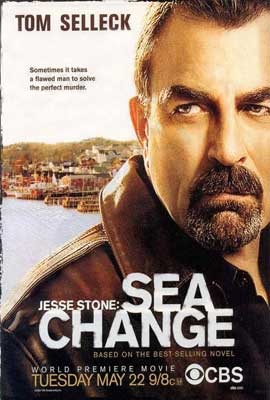 Jesse Stone: Sea Change - 27 x 40 Movie Poster - Style A