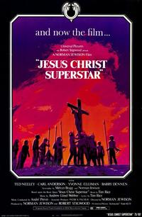 Jesus Christ Superstar - 11 x 17 Movie Poster - Style A