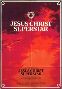 Jesus Christ Superstar - 11 x 17 Movie Poster - German Style A