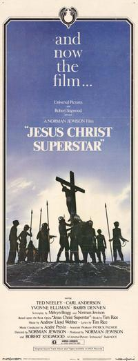 Jesus Christ Superstar - 11 x 17 Movie Poster - Style C