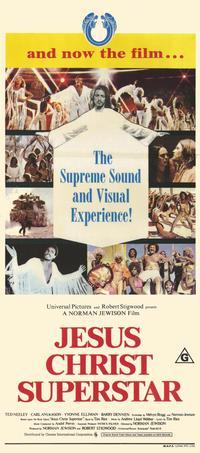 Jesus Christ Superstar - 11 x 17 Poster Australian Style B