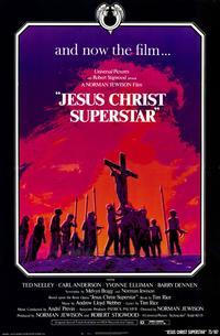 Jesus Christ Superstar - 43 x 62 Movie Poster - Bus Shelter Style A