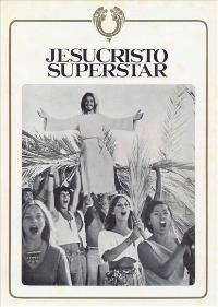 Jesus Christ Superstar - 27 x 40 Movie Poster - Spanish Style B