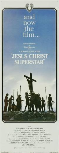 Jesus Christ Superstar - 14 x 36 Movie Poster - Insert Style A