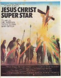 Jesus Christ Superstar - 27 x 40 Movie Poster - French Style A