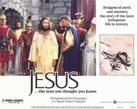 Jesus - 11 x 14 Movie Poster - Style D