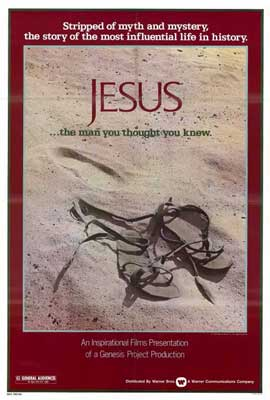 Jesus - 27 x 40 Movie Poster - Style A