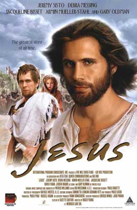 Jesus - 11 x 17 Movie Poster - Style A