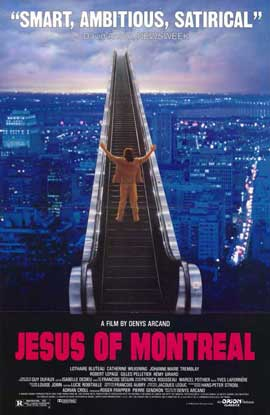 Jesus of Montreal - 11 x 17 Movie Poster - Style B