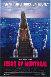 Jesus of Montreal - 27 x 40 Movie Poster - Style B