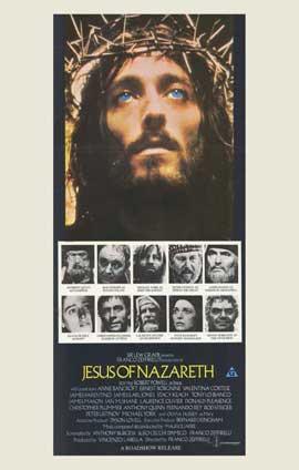 Jesus of Nazareth - 11 x 17 Movie Poster - Australian Style A