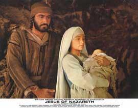 Jesus of Nazareth - 11 x 14 Movie Poster - Style C
