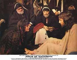 Jesus of Nazareth - 11 x 14 Movie Poster - Style B