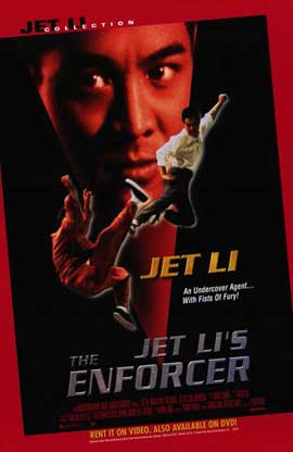 Jet Lis The Enforcer - 11 x 17 Movie Poster - Style A