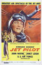 Jet Pilot - 27 x 40 Movie Poster - Style A