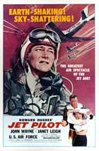 Jet Pilot - 27 x 40 Movie Poster - Style B