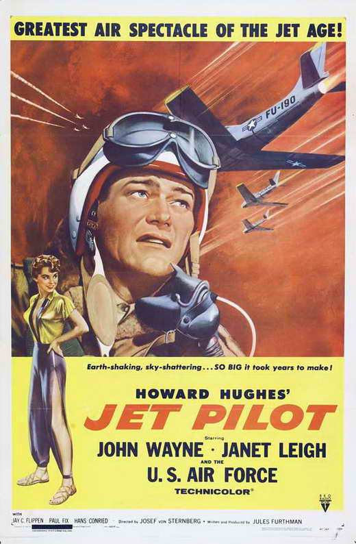 Image result for movie jet pilot