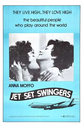 Jet Set Swingers - 27 x 40 Movie Poster - Style A