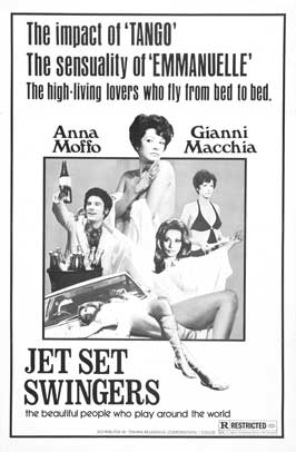 Jet Set Swingers - 27 x 40 Movie Poster - Style B
