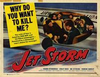 Jet Storm - 11 x 14 Movie Poster - Style A