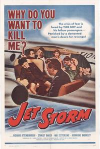 Jet Storm - 11 x 17 Movie Poster - Style A