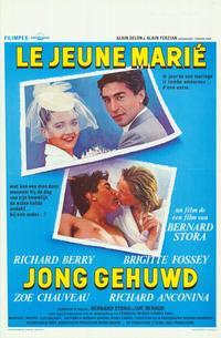 Jeune mari�, Le - 11 x 17 Movie Poster - Belgian Style A