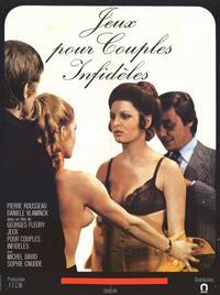 Jeux pour couples infid�les - 11 x 17 Movie Poster - Style A