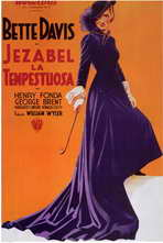 Jezebel - 11 x 17 Movie Poster - Style C