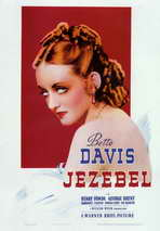 Jezebel - 11 x 17 Movie Poster - Style D