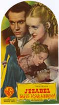Jezebel - 11 x 17 Movie Poster - Spanish Style A