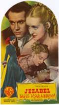 Jezebel - 11 x 17 Movie Poster - Spanish Style A