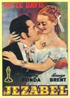 Jezebel - 11 x 17 Movie Poster - Spanish Style B