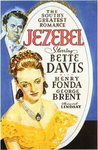 Jezebel - 11 x 17 Movie Poster - Style B