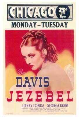 Jezebel - 27 x 40 Movie Poster - Style A