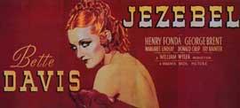 Jezebel - 11 x 17 Movie Poster - Style E