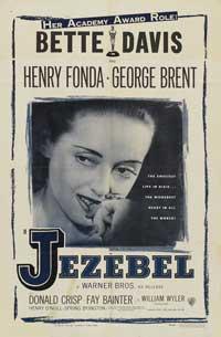 Jezebel - 11 x 17 Movie Poster - Style G