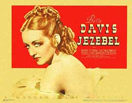 Jezebel - 11 x 14 Movie Poster - Style A