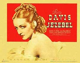Jezebel - 22 x 28 Movie Poster - Half Sheet Style A