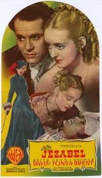 Jezebel - 27 x 40 Movie Poster - Spanish Style A