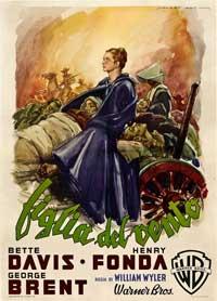 Jezebel - 27 x 40 Movie Poster - Italian Style A