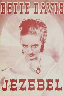 Jezebel - 11 x 17 Movie Poster - Style J